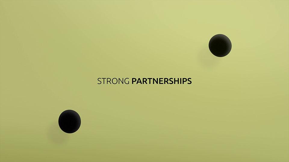 Starke Partnerschaften