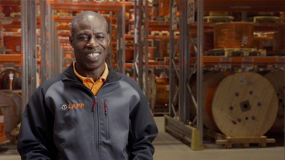 Désiré Kope im Interview