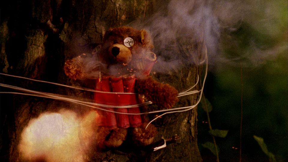 Ausschnitt aus dem Superfinn Kinderfilm - Dynamit um Teddybär